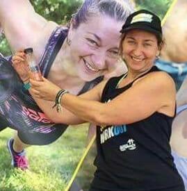 témoignage adhérent sunday workout Sylvie Cochard
