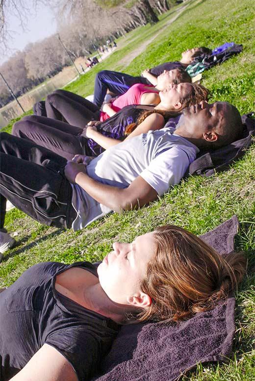 Yoga à Avignon avec Coach sportif