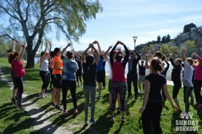 Sunday Workout Avignon 12 Coach sportif circuit training fitness