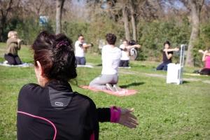 Sunday workout Avignon 10 Circuit training fitness cardio hiit tabata jogging runing fun coach sportif