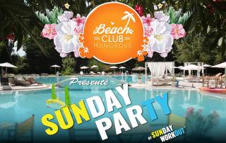 Sunday Party @ beach club mangrove Avignon