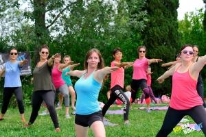 sport fitness en extérieur plein air avignon Barthelasse Sunday Workout #18