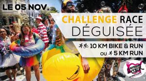 Challenge race déguisée Avignon