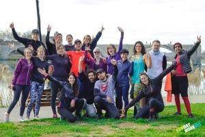 association sportive fitness crossfit yoga Sunday Workout Avignon Ile de la Barthelasse (20)
