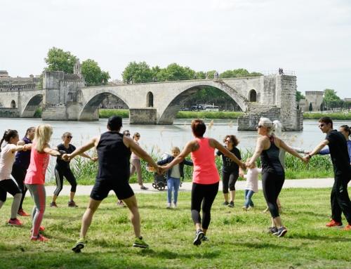 Coaching sportif de groupe à Avignon – Sunday Workout #47