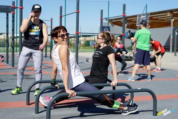 Fitness et cross training a decathlon le pontet coaching sunday workout (18)
