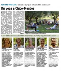Article avinews Sunday Workout Avignon les joggeurs du dimanche